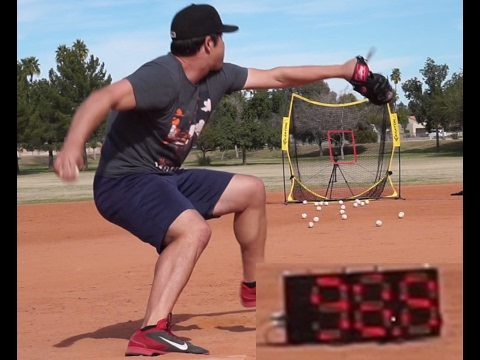 Throwing 98.8 mph: Another day in the literal park with Robert Stock