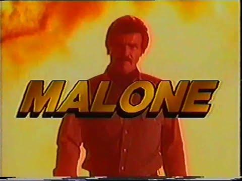 Malone (1987) - Chamada Supercine Inédito - 18 /11/1989