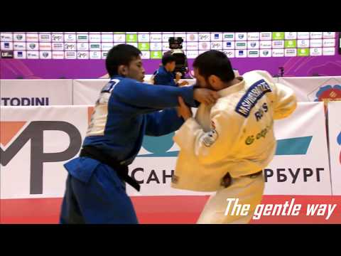 JUDO - THE GENTLE WAY