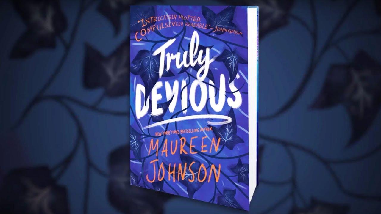 Truly Devious - Maureen Johnson - Hardcover