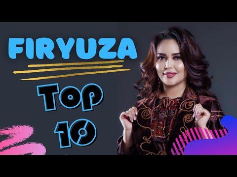 Firyuza Rozyyewa TOP 10 Saylanan Aydymlary 2021