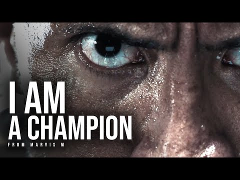 I AM A CHAMPION - CrossFit Motivation Video (The Greatest Speech Ever)