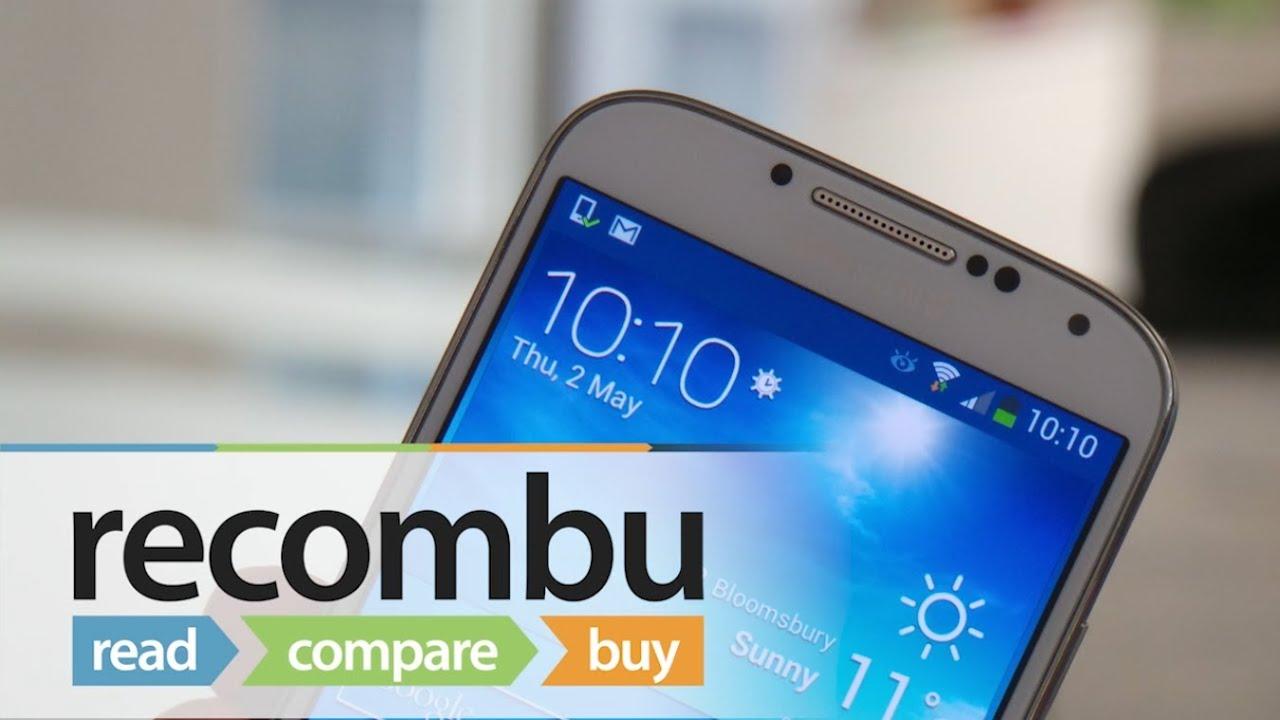 Samsung Galaxy S4 setup guide