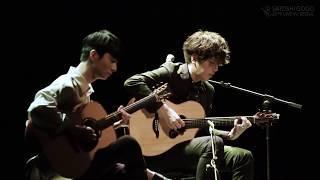You Are My Rainbow - Satoshi Gogo and Sungha Jung (live)