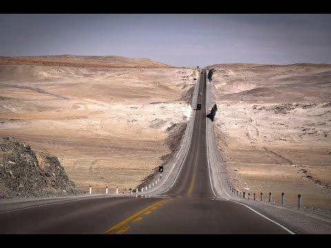 Ruta LIMA - MOQUEGUA - TACNA 2014 (Panamericana Sur 1300 km - Peru)