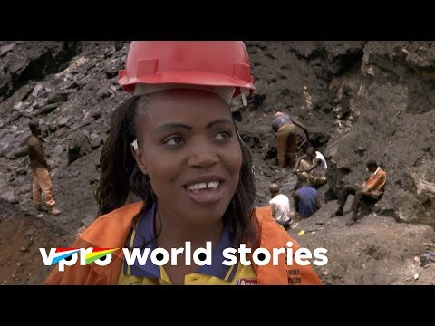Copper mines in Zambia - Straight through Africa | VPRO Docu