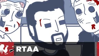 Miles Runs from Zombies - Rooster Teeth Animated Adventures