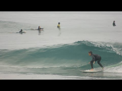 Surfing HB Pier | October 29th | 2017 (Raw Cut)