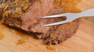 Bbq Brisket - Cast Iron Cooking Recipe | Radacutlery.com