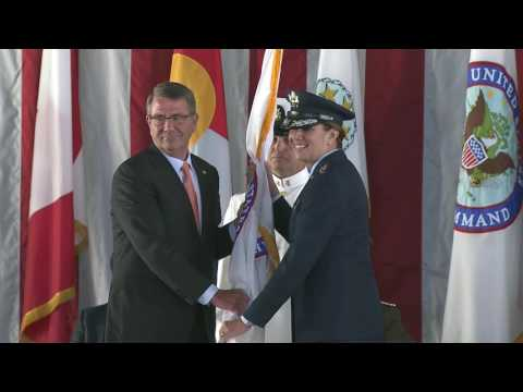 NORAD, Northcom Commander Speaks at Change of Command