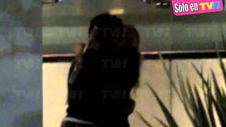 ¡Shanik Aspe y Carlos Vela se dan cariño!