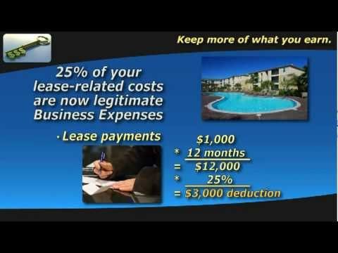 Home-based Business Tax Advantages
