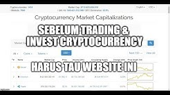 Tutorial Coinmarketcap.com Website Wajib Investor Cryptocurrency