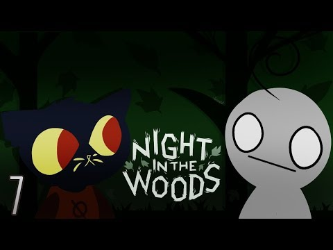 Cry Plays: Night in the Woods [P7]