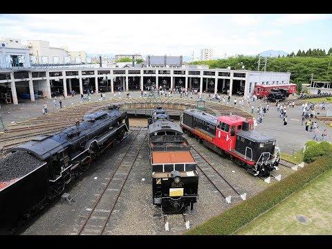 Япония 🇯🇵 Музей железных дорог в Киото, 2 Этаж, Паравозы - продолжение /Japan - Kyoto Railway Museum