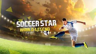 soccer star 2020 world . football world star cup.2020 World Cup football game. This football game screenshot 1