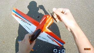 Полеты Самолета Wltoys F939