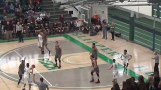 Kennedy Catholic Monessen Basketball 2017