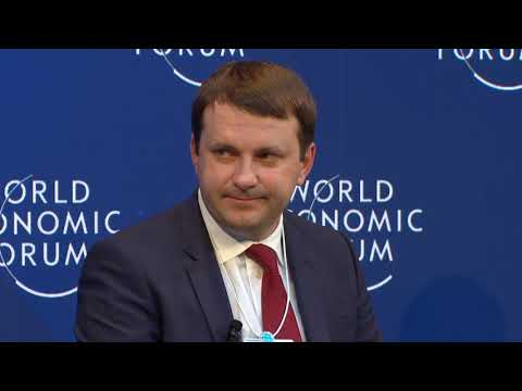 Davos 2019 - Keeping Russia Competitive