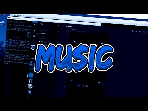 MUSIC | Discord Bot Coding Tutorial #5 (Node JS & Discord JS)