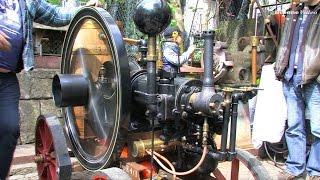 Stationärmotoren Sammlung Günter Werner 4-6  Stationary Engine Collection