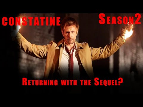 Download Constantine Season 2: Is Show makers Returning with the Sequel? || Next On Netflix