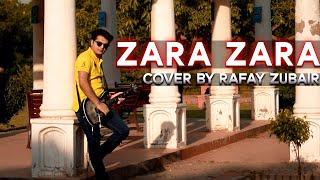 Zara Zara Behekta Hai - Electric Guitar Cover By Rafay Zubair