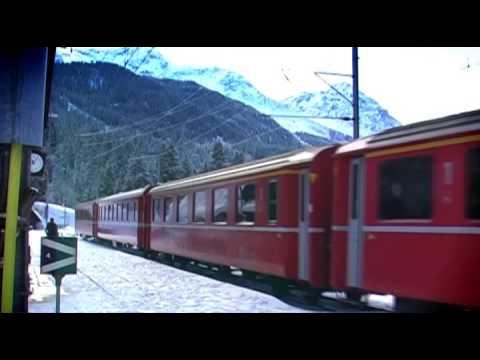 Arosa snow trip