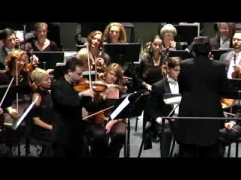 "Ittai Shapira plays Ittai Shapira:  ""Concierto Latino""- Cadenza"