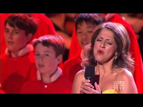 Silvie Paladino - O Holy Night - Carols by Candlelight
