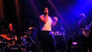 Black And Gold - Sam Sparro  LIVE @ The Independent San Francisco, CA - April 4, 2012