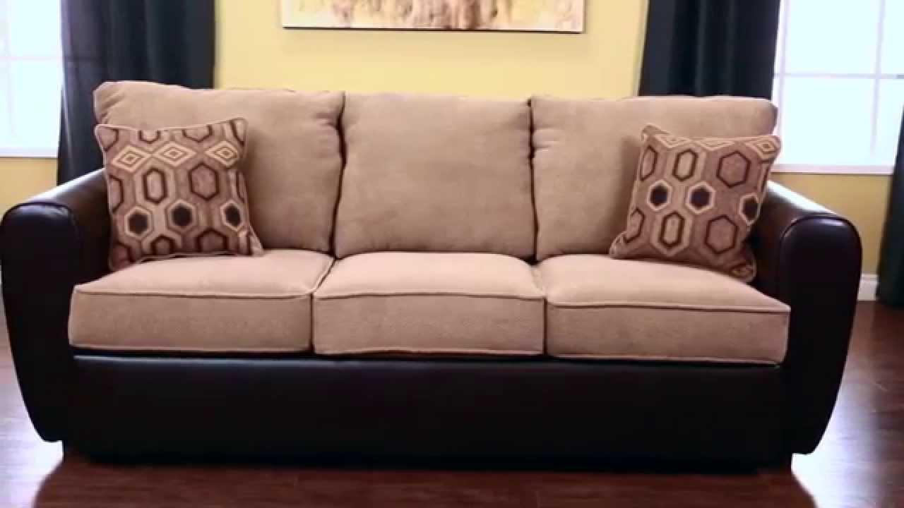 Jerome S Furniture London Sofa Sleeper Youtube