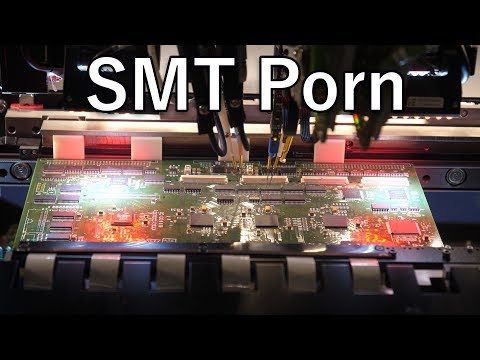 SMT Porn - Pick & Place And Testing Robots