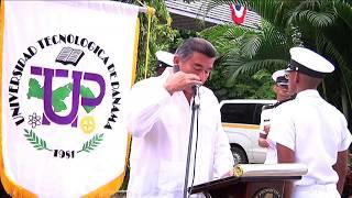 Discurso del Rector Dr. Oscar Ramírez  Mes de la  2017