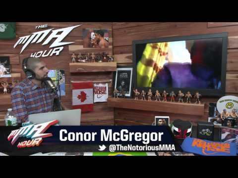 Conor McGregor: I'm Going to Steal the Show Every Time