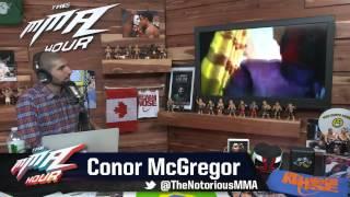 Conor McGregor: I