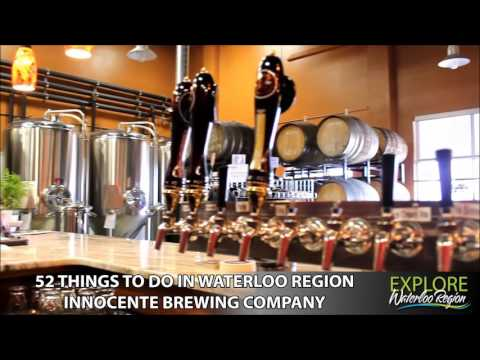 52 Thing to Do in Waterloo Region - Innocente Brewing Co