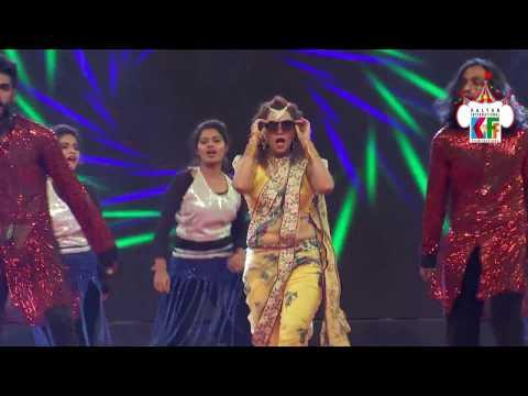 hemlata bane / KIFF Kalyan International Film Festival 2016/Dance Show/Kala Chashma