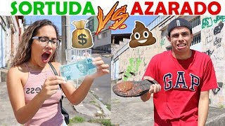 SORTUDA VS AZARADO! - KIDS FUN