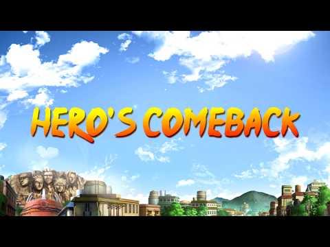 Hero's Comeback - Naruto Shippuden OP 1 English Cover