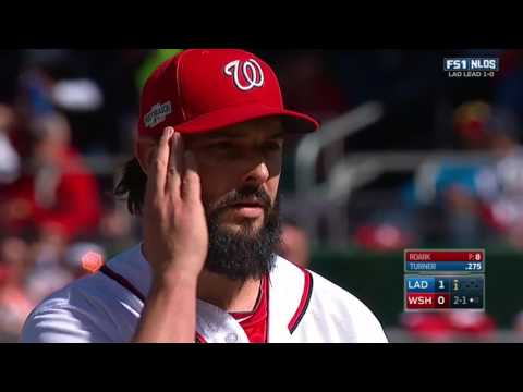 MLB NLDS 2016 10 09 Los Angeles Dodgers@Washington Nationals Game2 720P