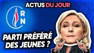 Marine Le Pen séduit les jeunes, étudiants en colère, mort du prince Philip.. Actus du jour