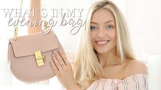 WHAT'S IN MY EVENING BAG? & SPACE SAVING HACKS! | Freddy My Love