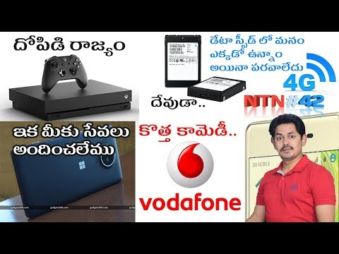 Nanis TechNews Episode 42: 3D-Printed Clip-On, More News, in Telugu || Tech-Logic