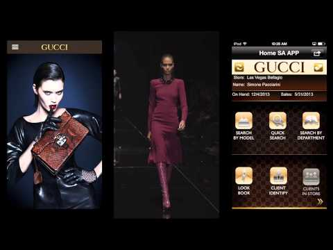 Gucci Speaks at MicroStrategy World 2014 in Las Vegas