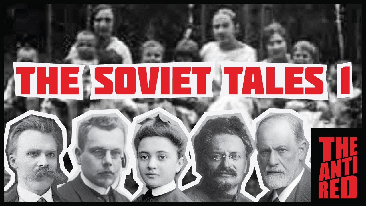 THE SOVIET TALES 1 - Psychoanalysis and the Creepy Orphanage