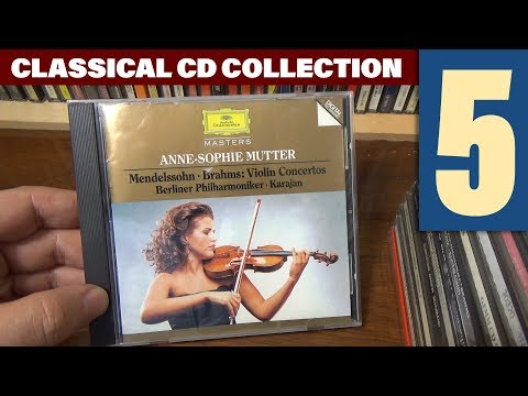 My Classical CD Collection, Vol. 5: Mutter, Karajan, Repin, Feuermann, Casals, Ma...