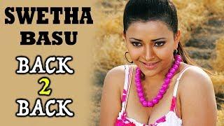 Swetha Basu Prasad - Back To Back Scenes - Latest Telugu Movie Scenes