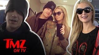 Is Paris Hilton Secretly Married Too?!   TMZ TV