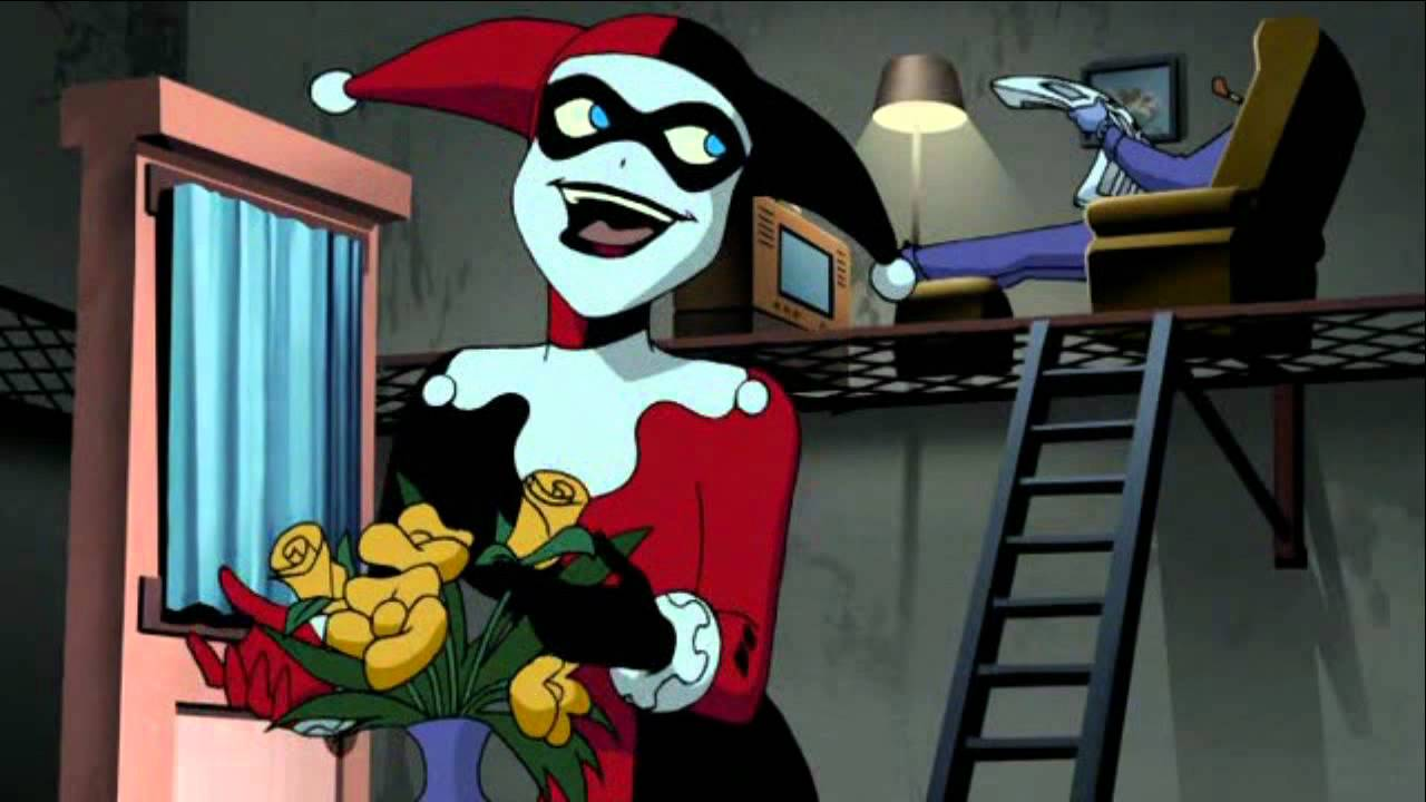 joker and harley quinn love quotes